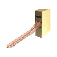 Lüftungswinkel rollbar PVC