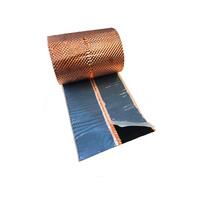 Kupfer-Rolle Dach