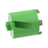 RECA diamond socket outlet drill bit, ultra