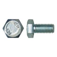 Sechskantschraube DIN 933 8.8 vz