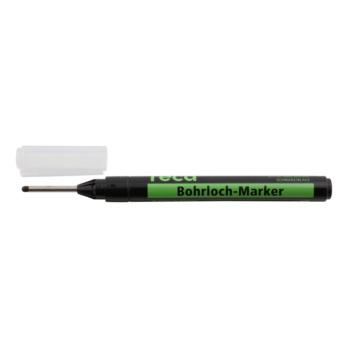 Bohrloch-Marker - RECA Bohrloch-Marker schwarz