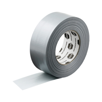 Gewebeklebeband Basic - Gewebeklebeband Basic silber 50 mm x 50 m