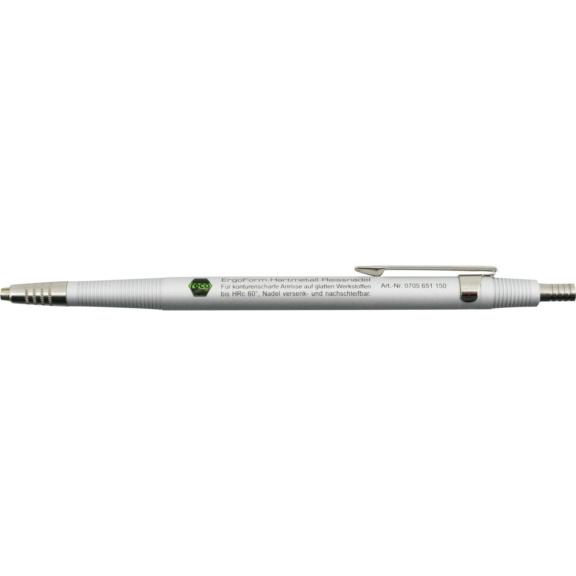 Rei/ßnadel mit Hartmetall Spitze Kugelschreiber-Art