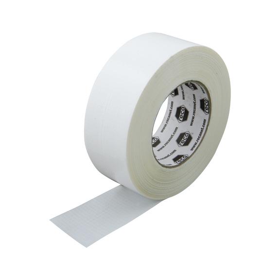 Gewebeklebeband Premium - Gewebeklebeband Premium schwarz 50 mm x 50 m