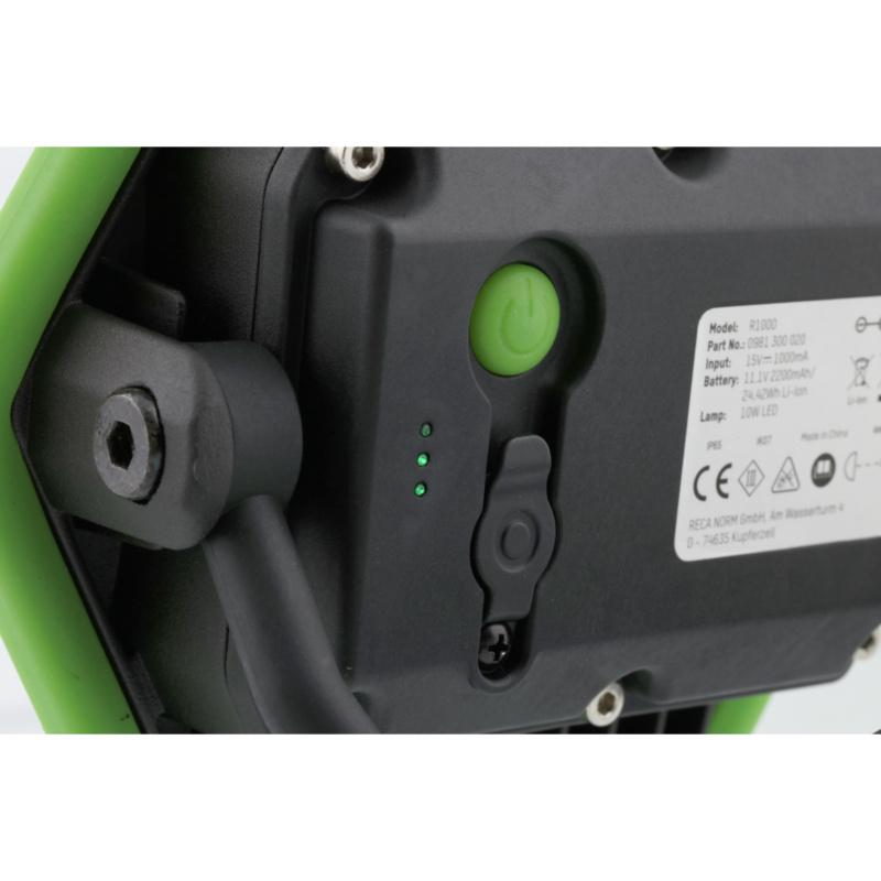 RECA LED Akku-Baustrahler R1000 - 5