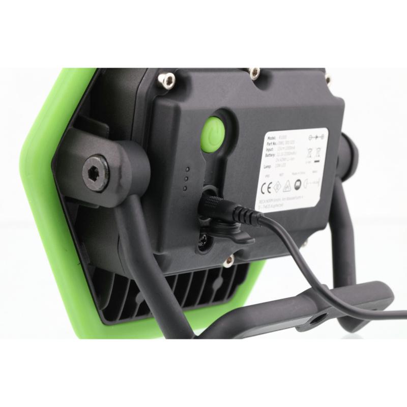 RECA LED Akku-Baustrahler R1000 - 6