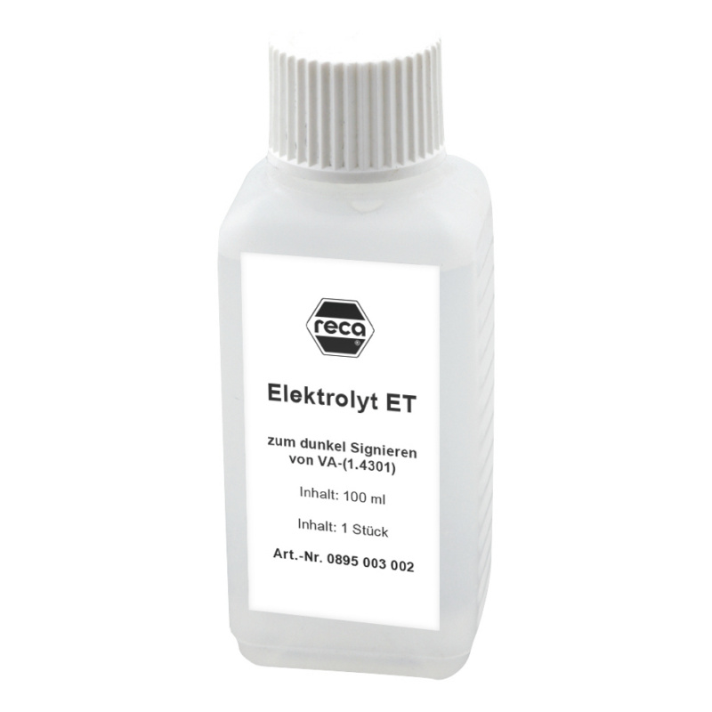 Electrolyte solutions - 3
