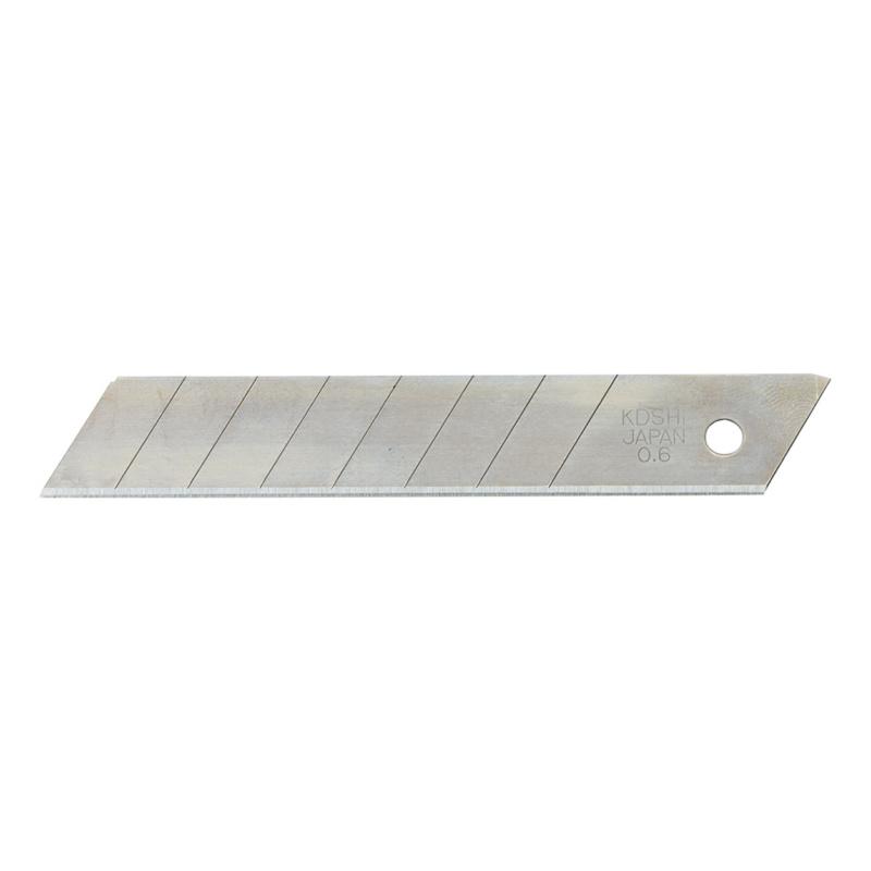 RECA Ersatzklingen  - RECA Ersatzklingen (50 Stück) weiß 18 mm