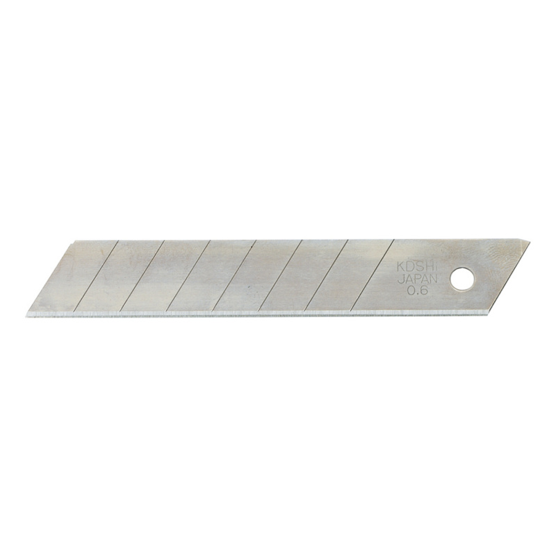 RECA replacement blade, oil-free - RECA replacement blades, oil-free (50 pcs), white, 18 mm
