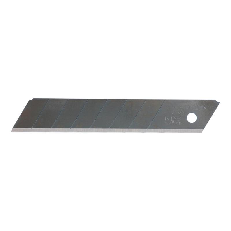 RECA ultra Ersatzklinge  - RECA ultra Ersatzklingen (50 Stück) schwarz 18 mm