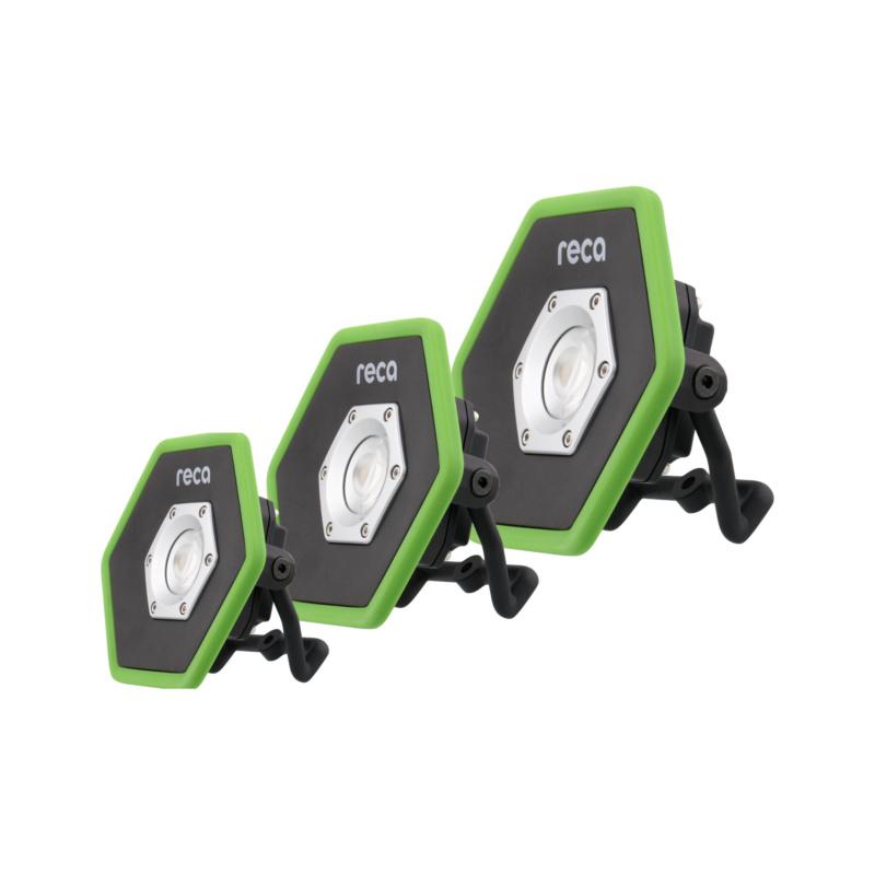 RECA LED Akku-Baustrahler R1000 - 7