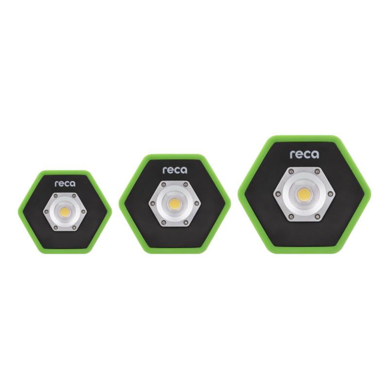 RECA LED Akku-Baustrahler R1000 - 8