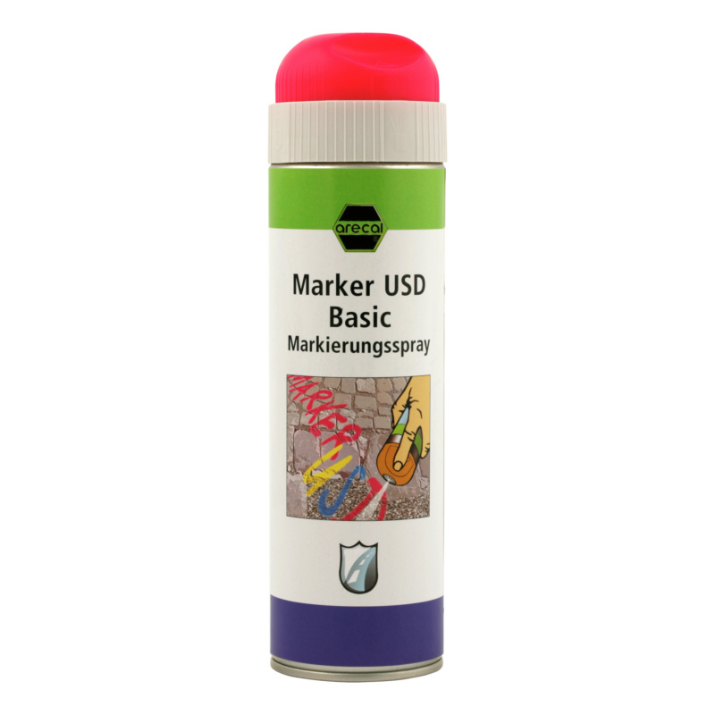 arecal Marker USD Basic, Markierungsspray - 2