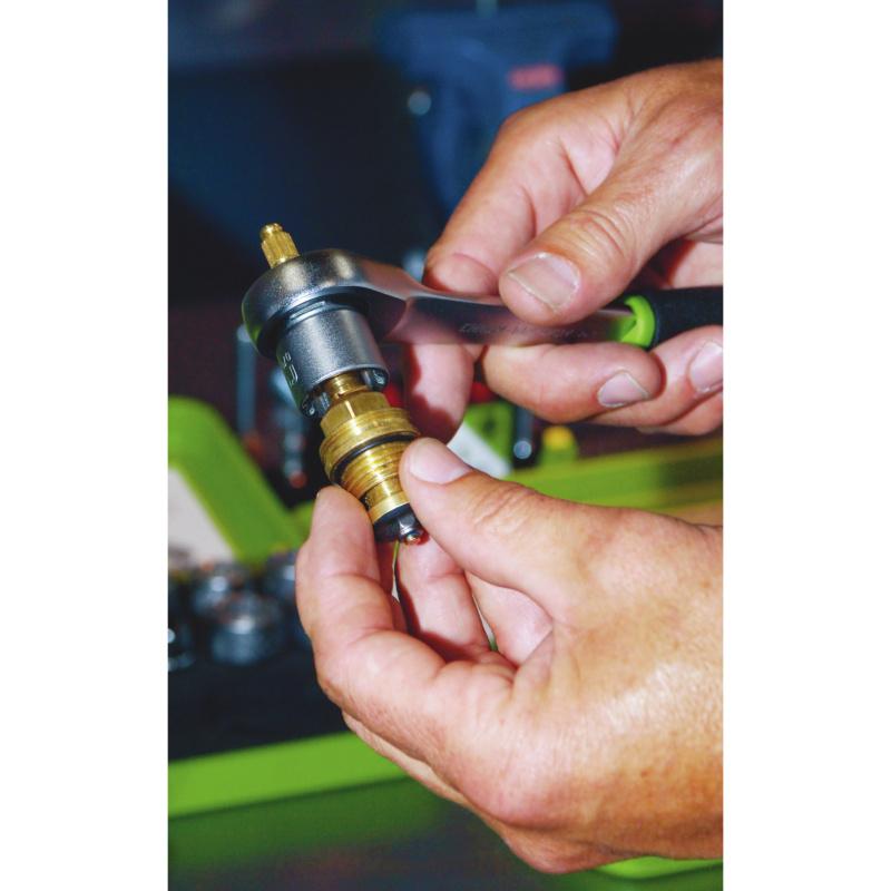 RECA socket wrench set POWER SYSTEM 4-in-1 17 pcs. - 5