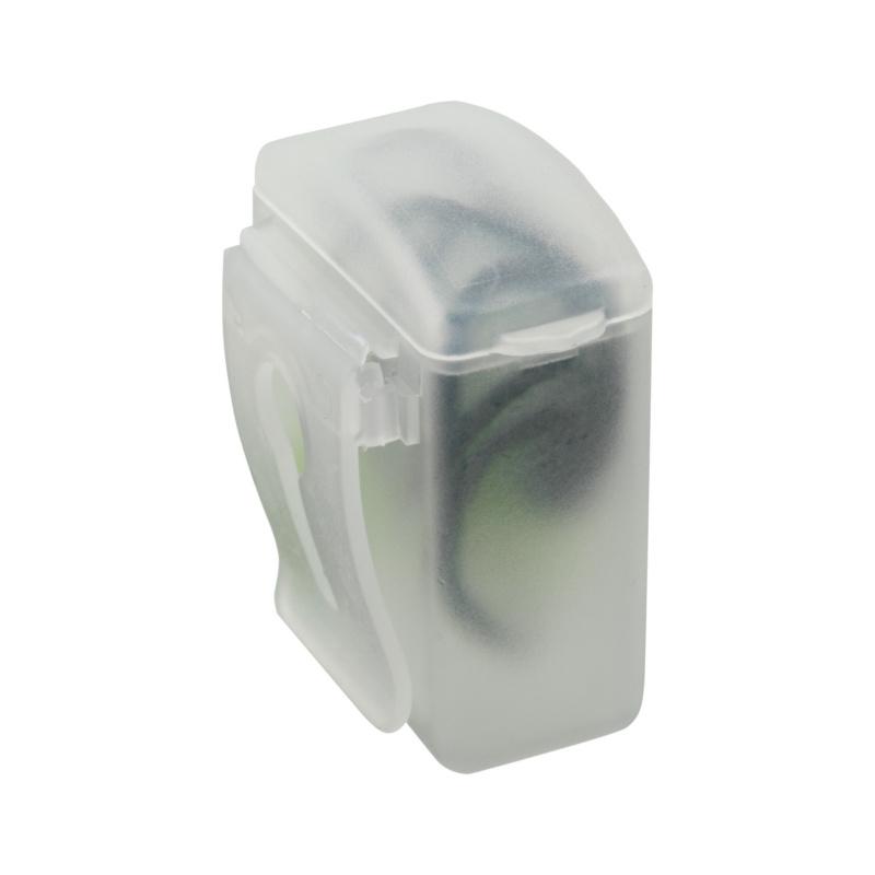 Superfit Gehörschutzstöpsel - Superfit Gehörschutzstöpsel EN 352-2 mit Kordel, wiederverwendbar, grün SNR 30 db(A)
