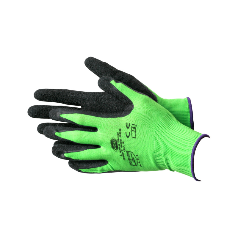 RECA Latex Grip universal gloves - 1