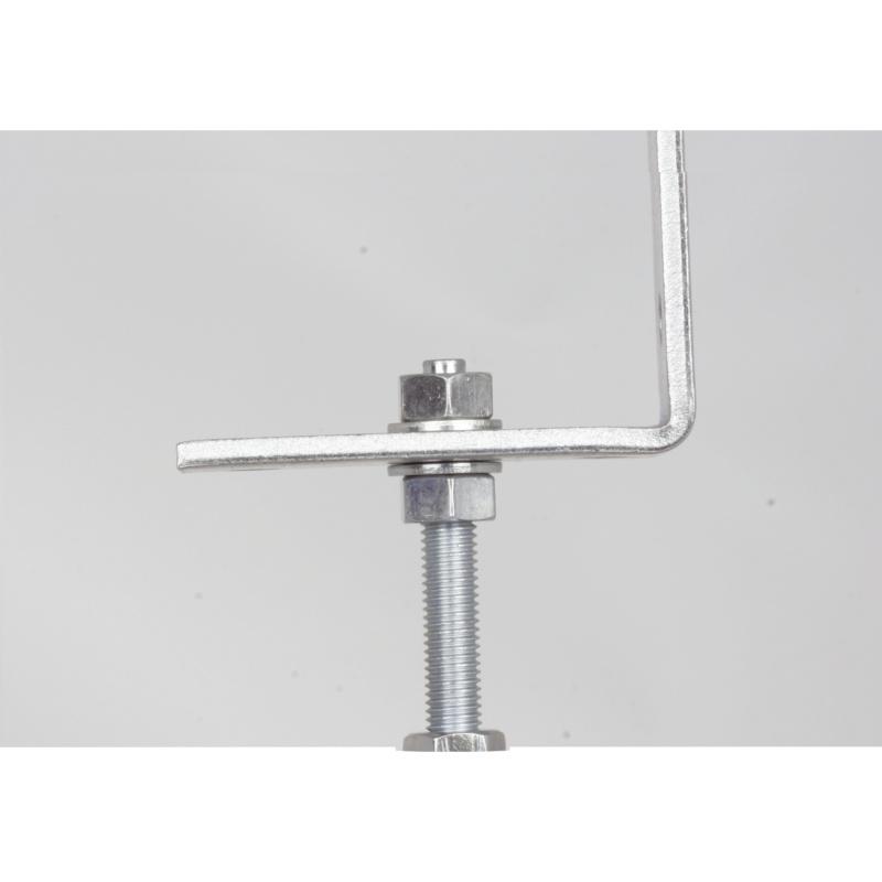 Stud anchor, galvanised steel - 9