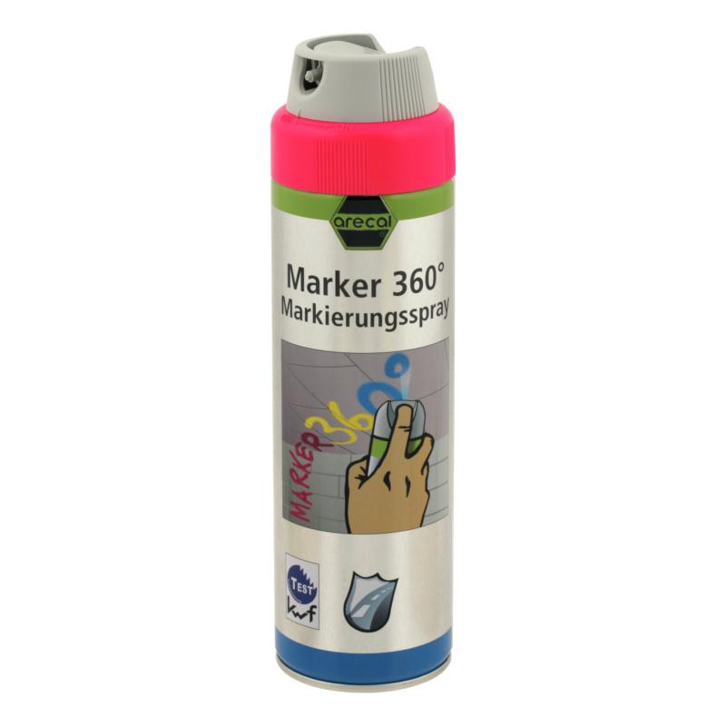arecal Marker 360° marking spray
