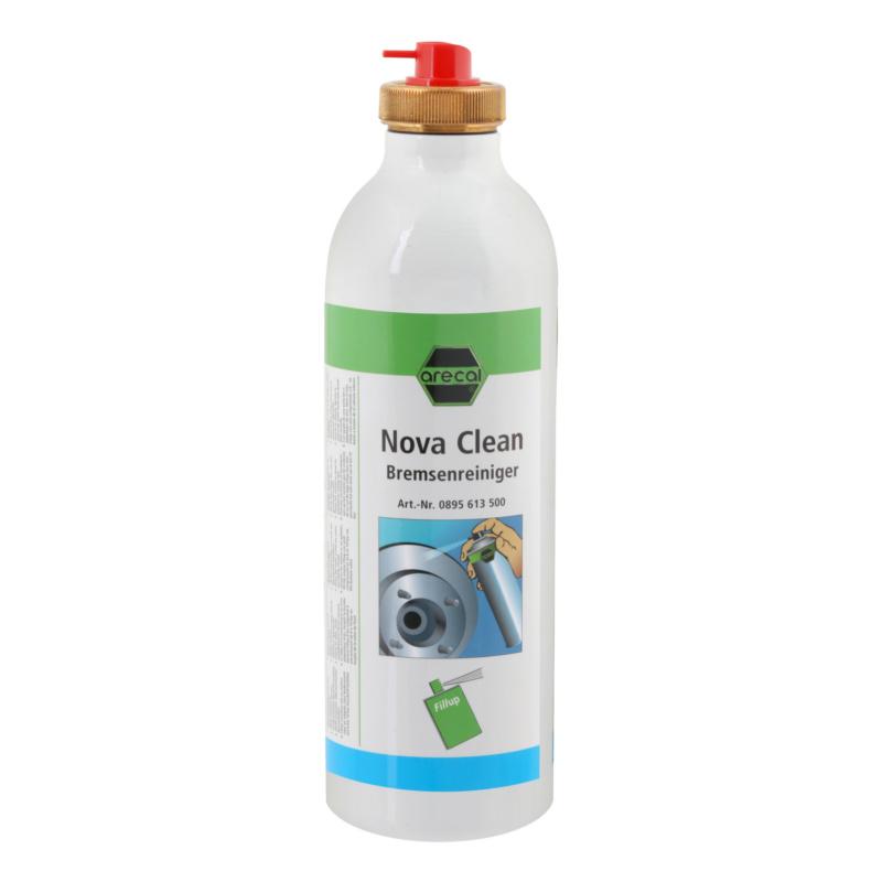 arecal Novaclean Bremsenreiniger - arecal FILLUP NOVACLEAN Bremsenreiniger wiederbefüllbare Leerdose 500 ml