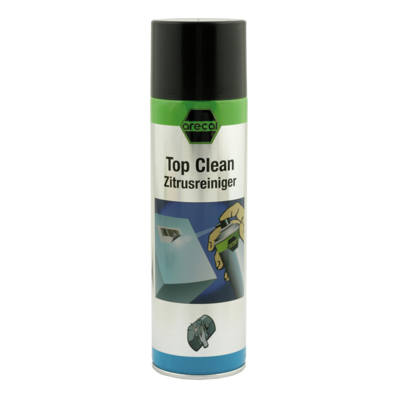 arecal Top Clean, Zitrusreiniger - arecal TOPCLEAN Zitrusreiniger 500 ml