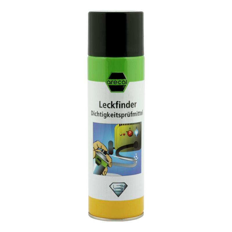 arecal détecteur de fuite - arecal Leckfinder détecteur de fuite en spray 400ml
