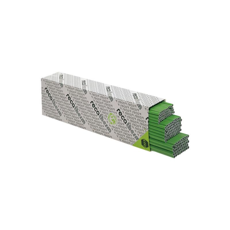 RECAtherm Isolierung PE stabil mit Schutzfolie - recatherm Isolierung PE stabil mit Schutzfolie, 32x 2m-Stangen, VPE 64m 13 x 28 mm