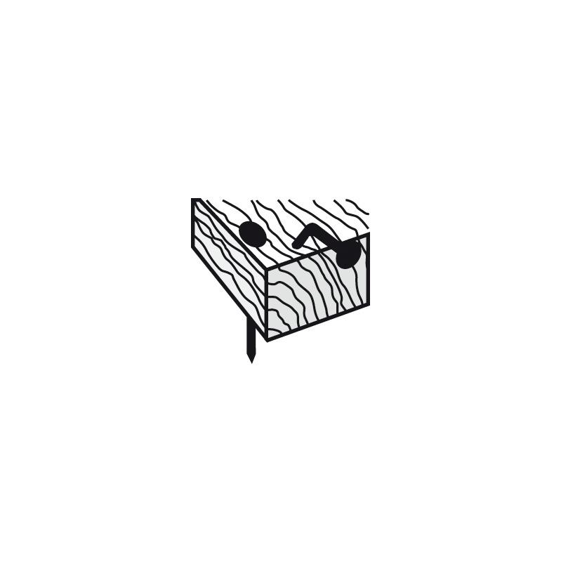 RECA Stichsägeblatt Multi L - Stichsägeblatt Multi L, Zahnteilung M-Zahn Länge 75/100 mm
