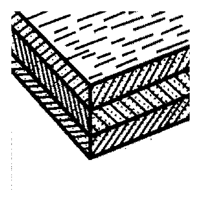 RECA Stichsägeblatt CV 2,5 - Stichsägeblatt CV 2,5, Zahnteilung 2,5 mm Länge 75/100 mm