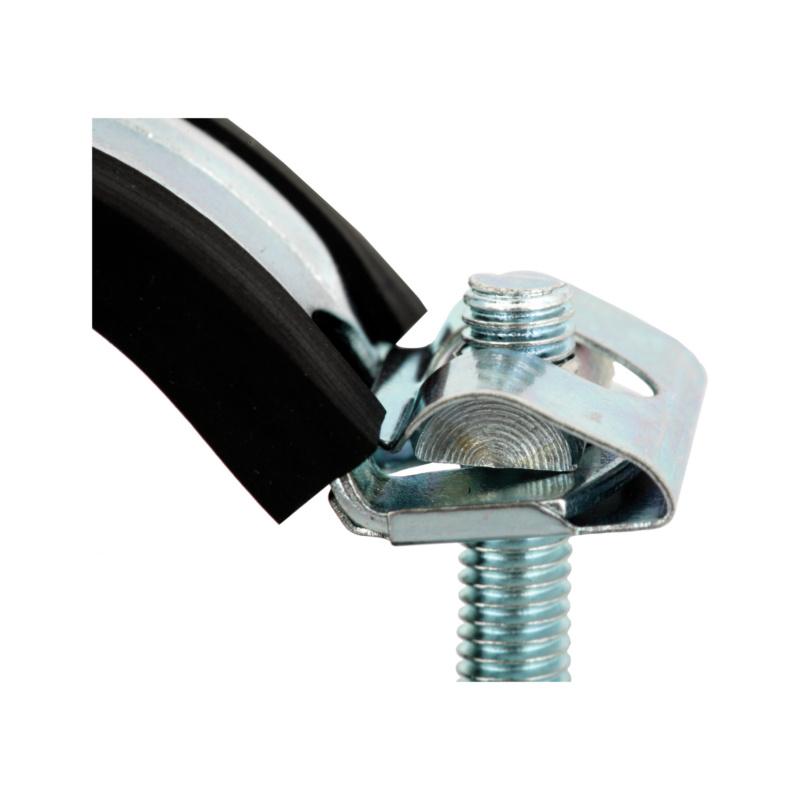 Qmatic Click - Rohrschelle Stahl verzinkt - 4