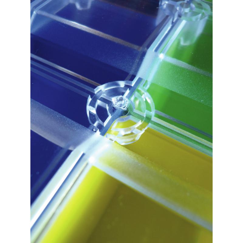 VISO XL Koffer mit Leerboxen - VISO XL Koffer mit Leerboxen 440 x 330 x 82 mm