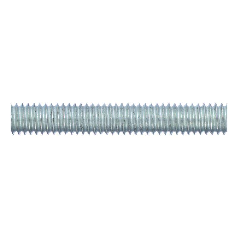 Threaded fittings DIN 976-1 4.8 galvanised - 1