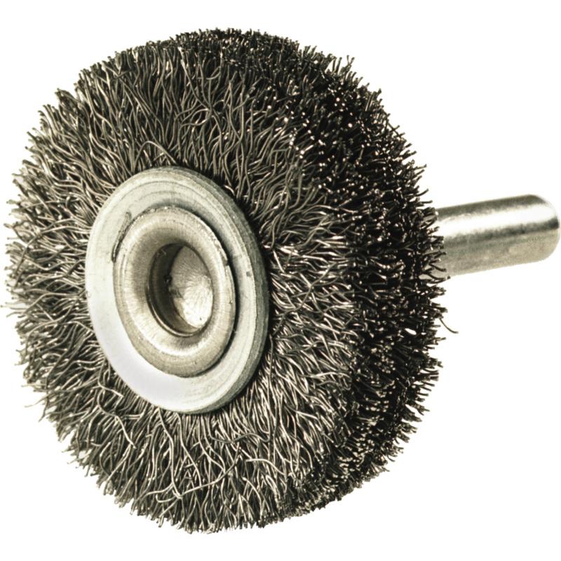 Schaftbürste Stahldraht mit Schaft