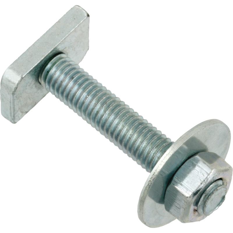 recamo hammer head bolts, galvanised - 1
