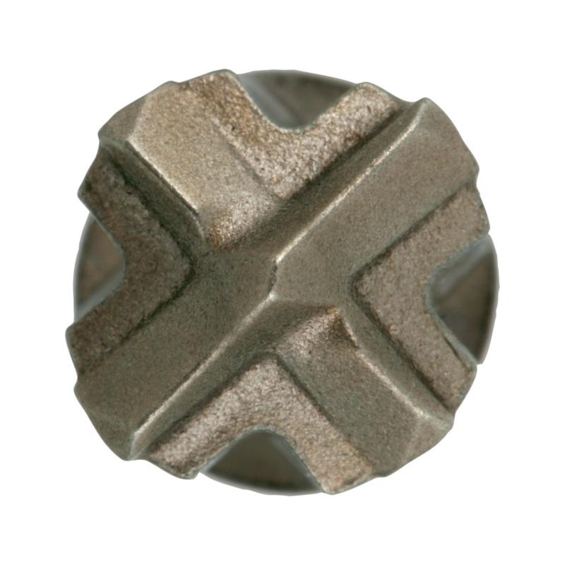 x-tron hammer drill bit SDS-plus - 2