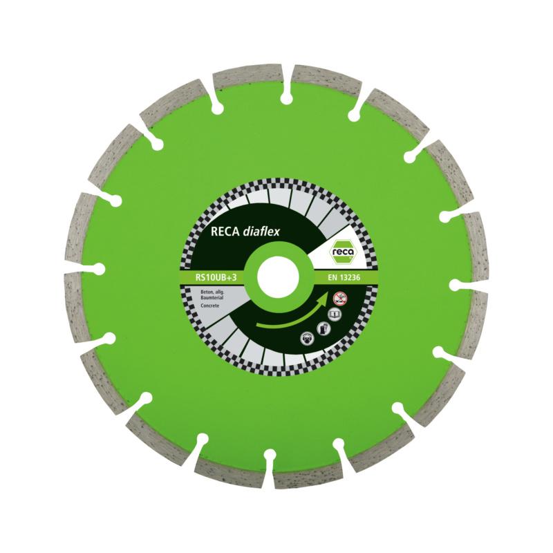 diaflex concrete universal BASIC RS10UB/Bau-Profi 115-450mm