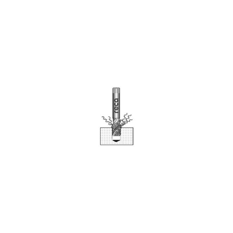Machine tap for steel blind hole DIN 371 - 2