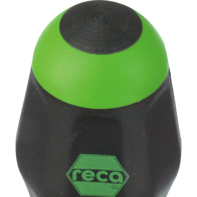 RECA 2C screwdriver with striking cap, slotted - 3