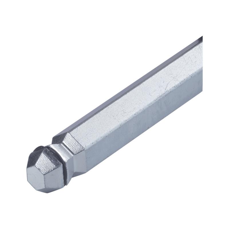 RECA COMPACT Stiftschlüssel-Satz 7-teilig - Kugelkopf Magic Ring - 2