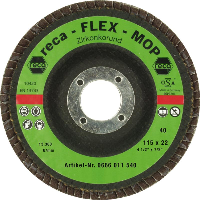 Flex-Mop Fächerschleifscheiben - 1