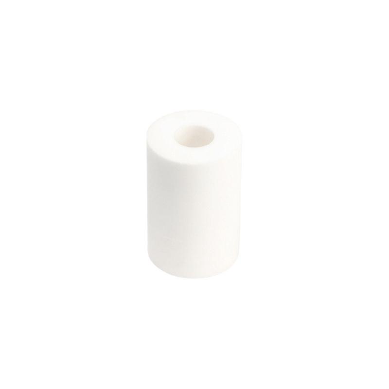 Distanzhülsen / Abstandhalter weiß
