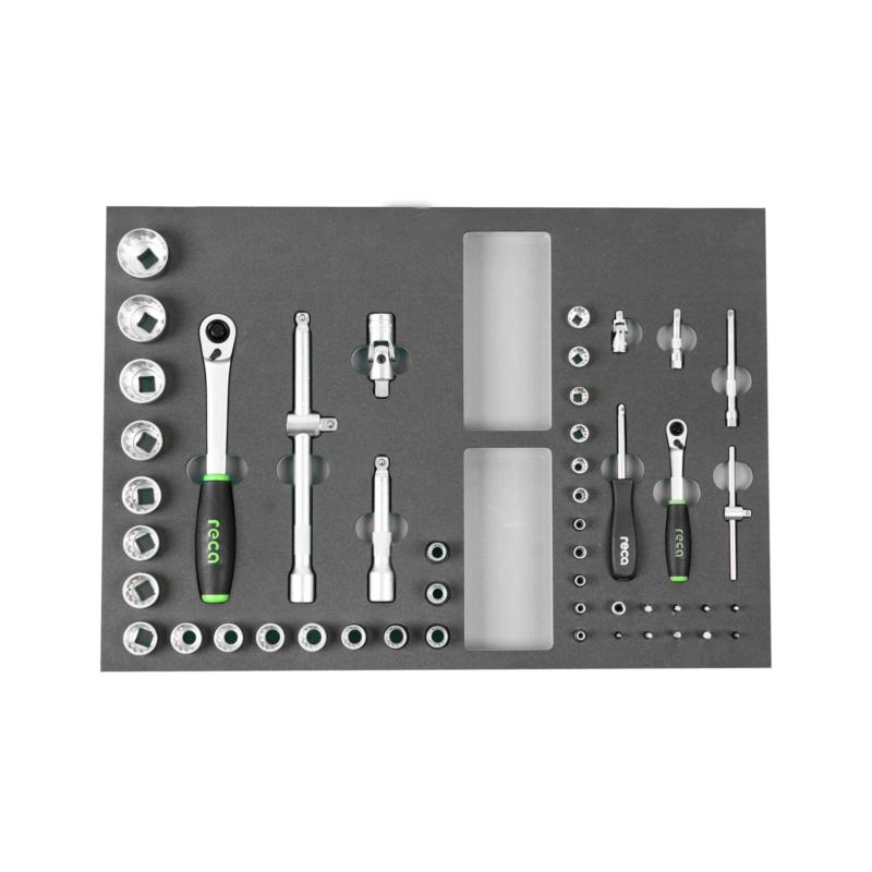 Inlett für Power-System 4in1