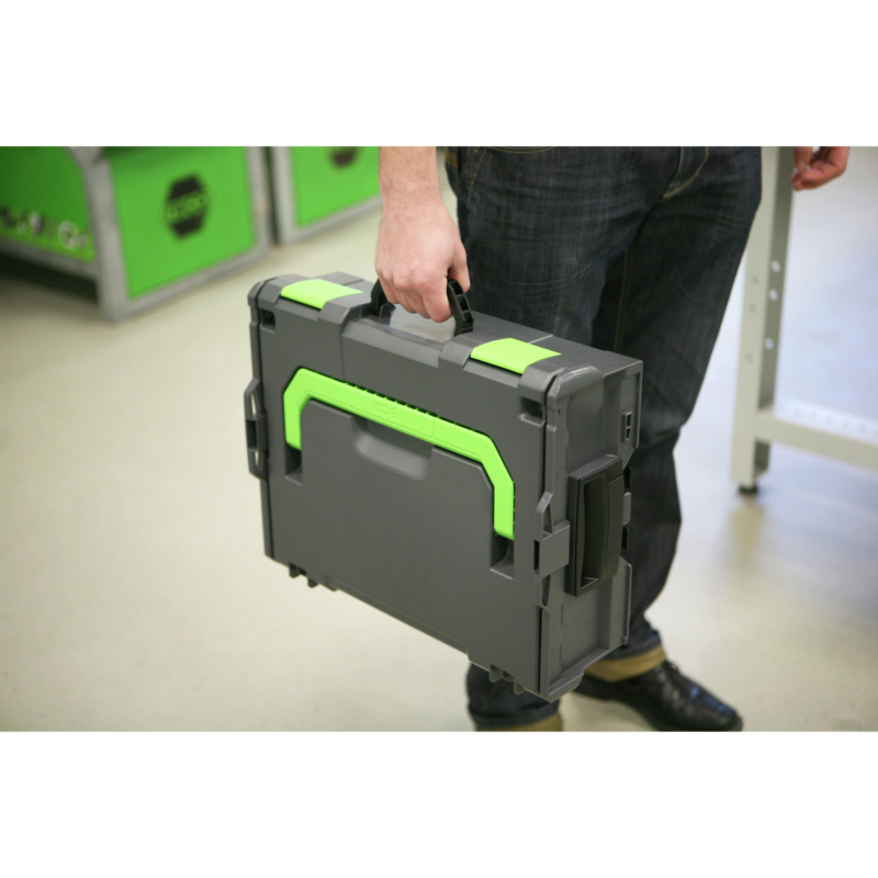 RECA Boxx 136 Kunststoffsystemkoffer - 3