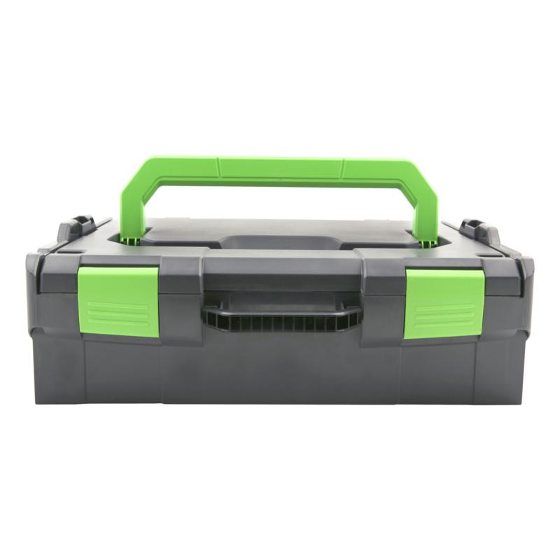 RECA Boxx 136 Kunststoffsystemkoffer - 1