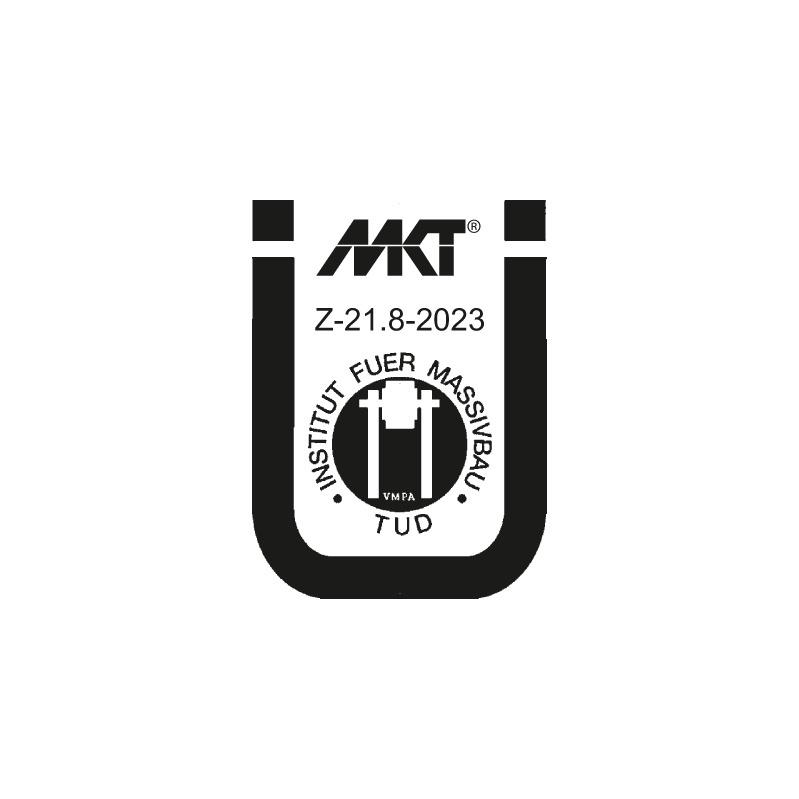 VMU plus Injektionsmörtel - VMU plus Injektionsmörtel 420 ml, Koaxialkartusche mit Statikmischer