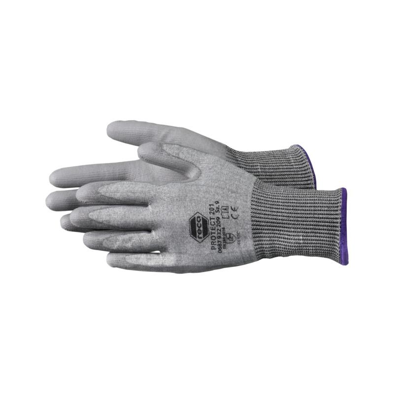 RECA Schnittschutzhandschuh PROTECT 201 - 1