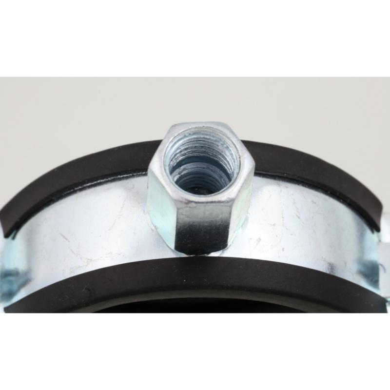 RECA two-screw pipe clamp - 4