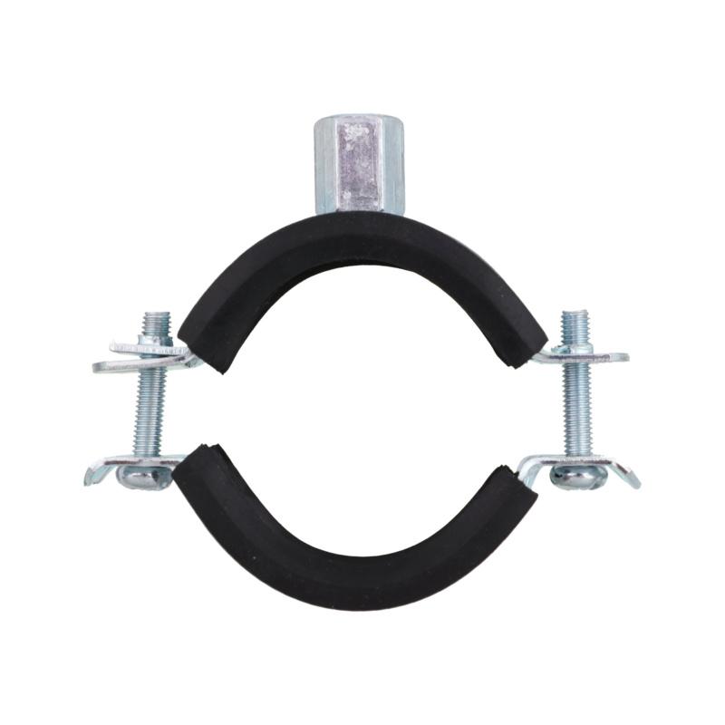 RECA two-screw pipe clamp - 1