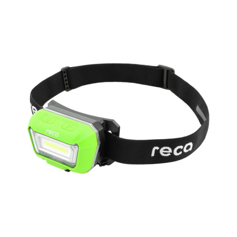 RECA Stirnlampe R280S Akku - 1