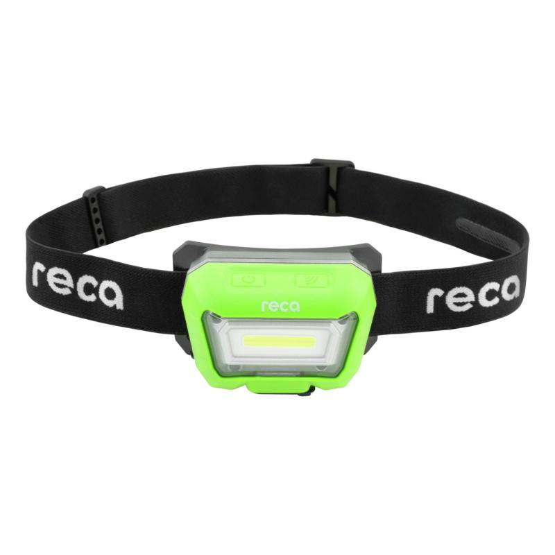 RECA Stirnlampe R280S Akku - 6