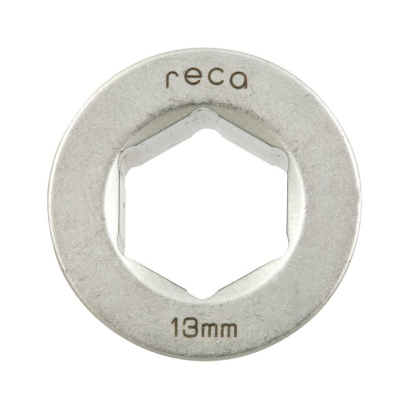 RECA Varius 11-in-1 double ring ratchet spanner - 2